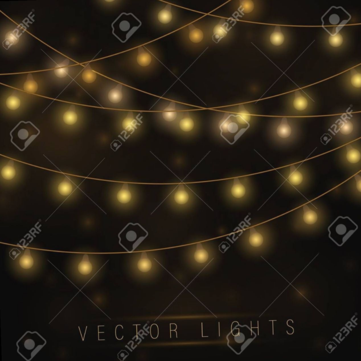 16 Christmas Lights Drawing Realistic In 2020 Christmas Lights Drawing Christmas Lights Yellow Christmas Lights