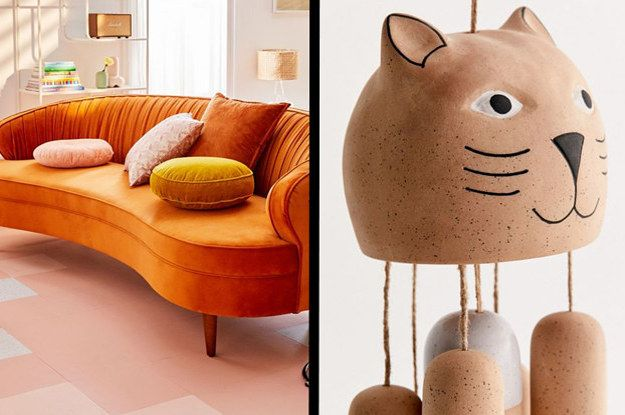 Make A Living Room Entirely Out Of Urban Outfitters And We