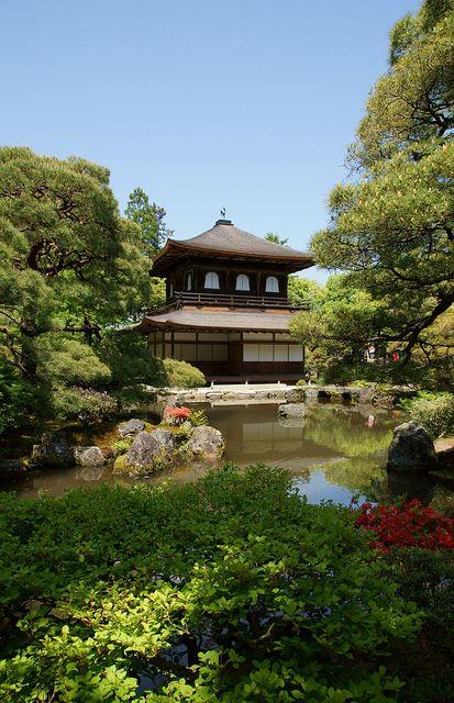 ginkakuji 120505-2@kyoto   Japan garden, Kyoto japan, Kyoto