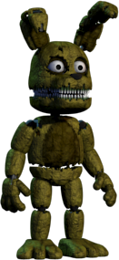 Five Nights at Freddy's 4 Nightmare PlushTrap|Png by TheSitciXD on DeviantArt