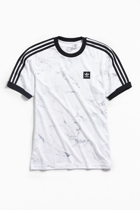 Corrupto travesura Favor  adidas Marble AOP Club Tee | Mens outfits, Tees, Mens tops