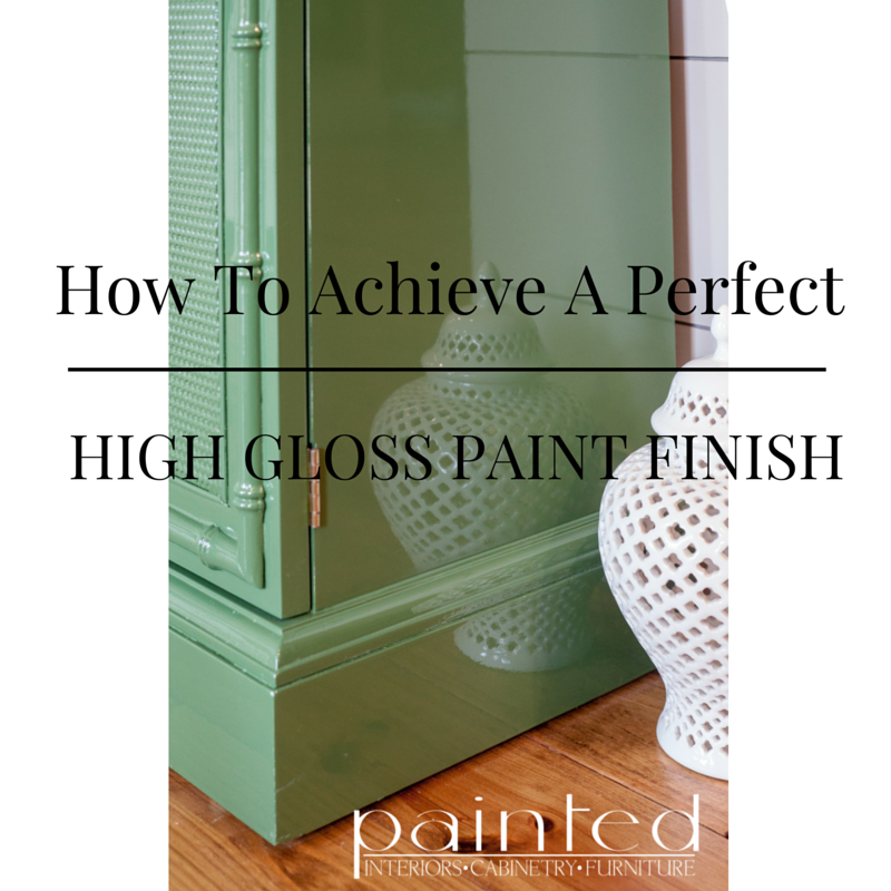 For Those Out There Who Are Interested In How To Get The Most Perfect Glossy Paint Finish You Ve Come Right Place