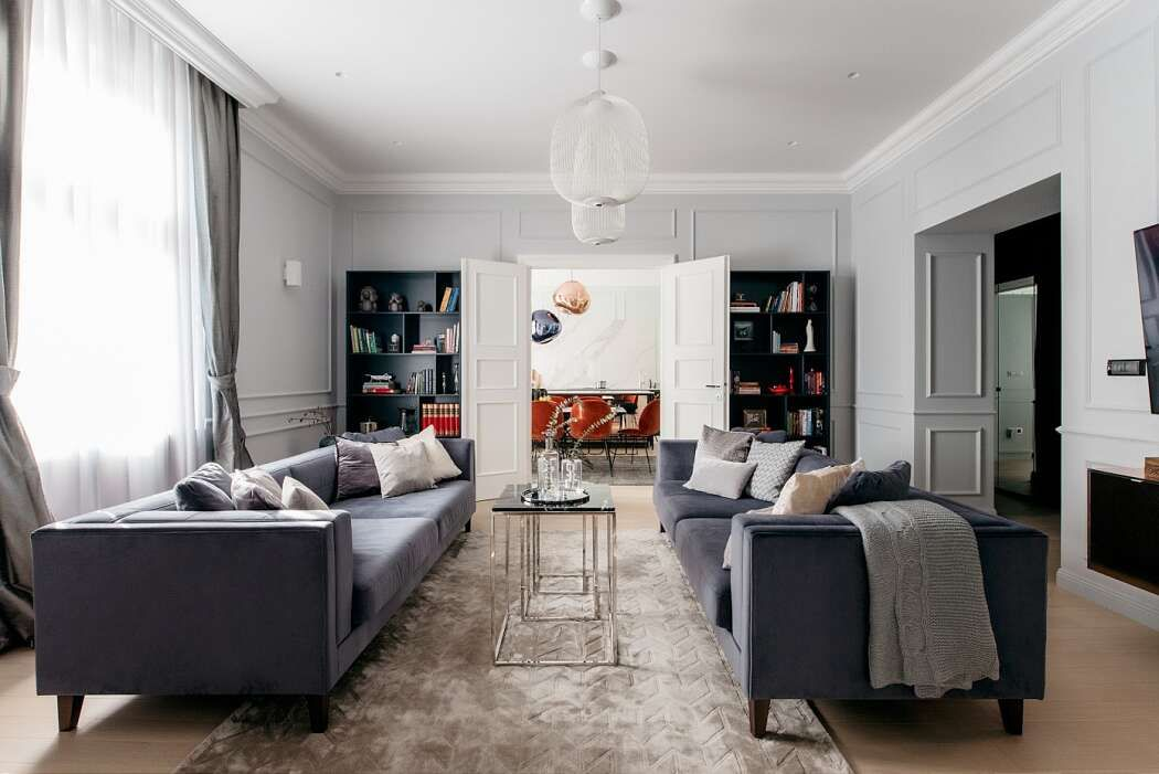 Zagreb Apartment By Mirjana Mikulec Interiors Interior Luxury Apartments Apartment