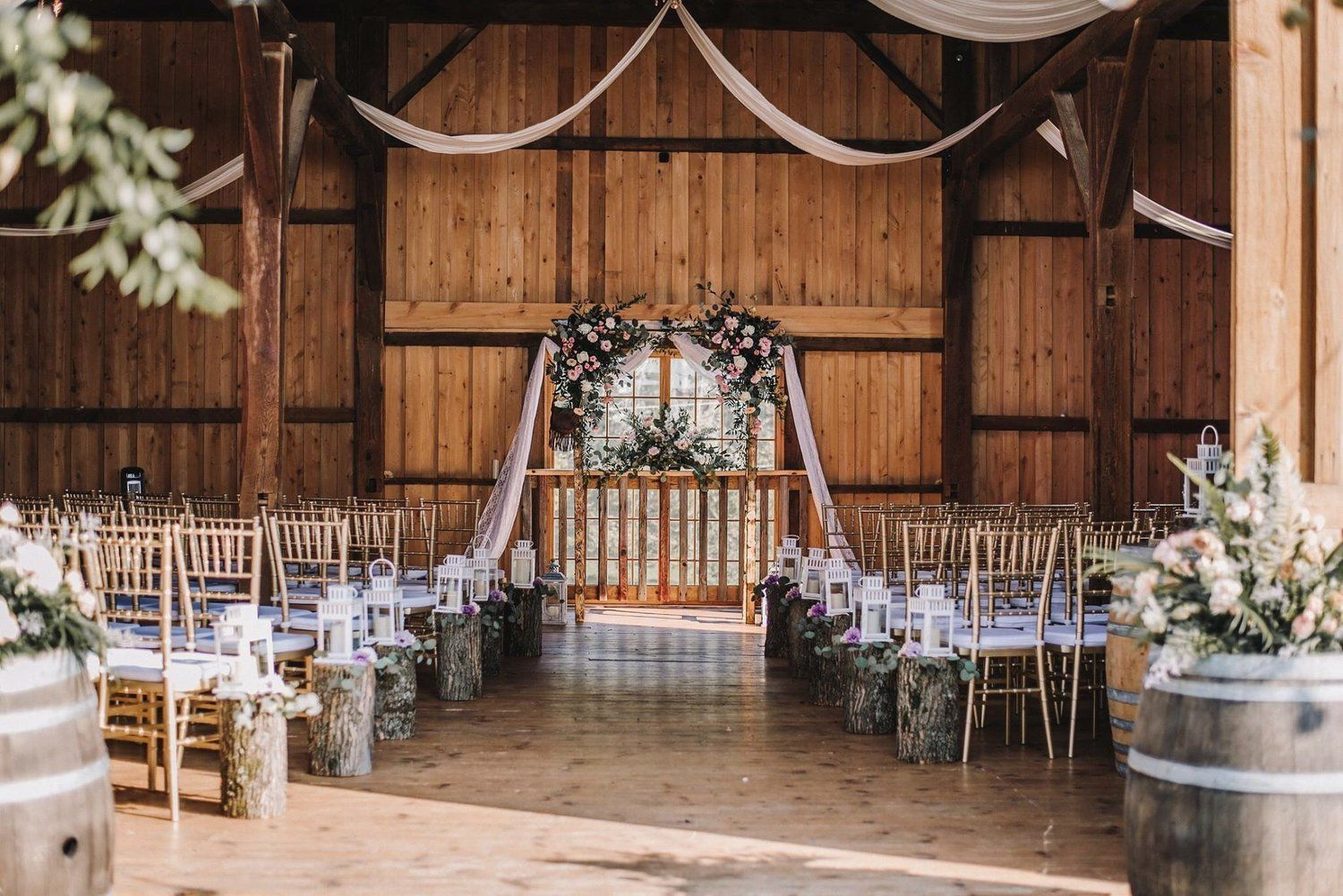 Homestead Blessings Barn Intimate Wedding Venues In Upstate Ny