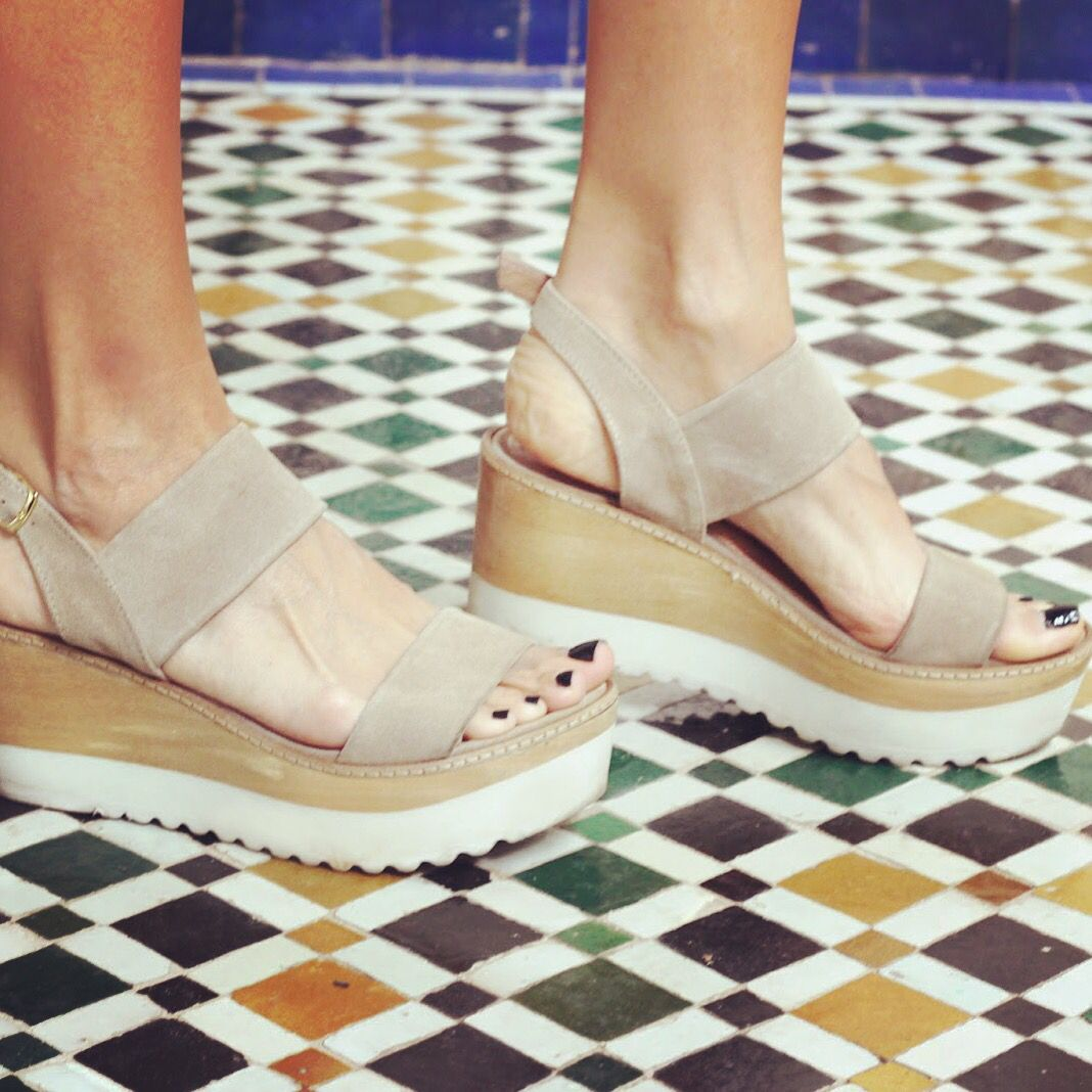 IT Shoes  the beautiest and most comfortable platform sandals ever ...
