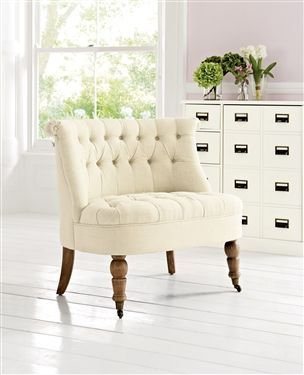 good value button back chairs from Next | Master Bedroom/Bathroom ...