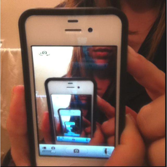Having fun with the iPhone
