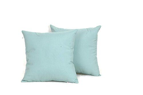 outdoor decorative pillows set of 2 sunbrella outdoor pillows 16 rh pinterest com