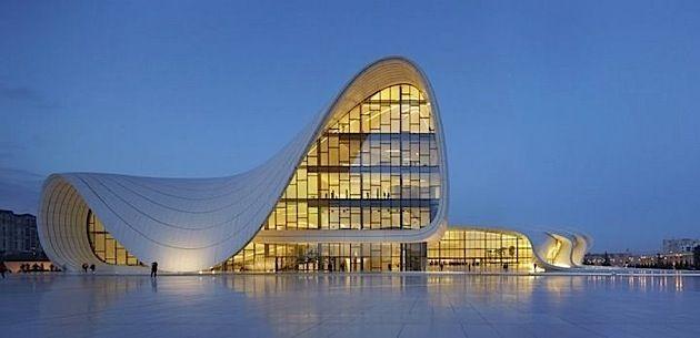 Jeder Architekt Strebt Danach Bauwerke Zu Entwerfen Die Sich