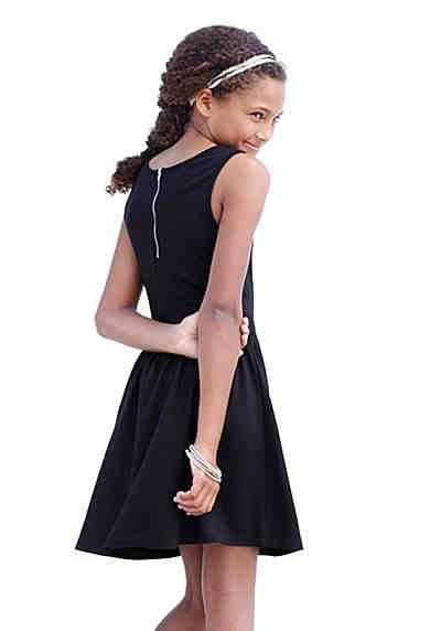 Festliche kleider madchen schwarz