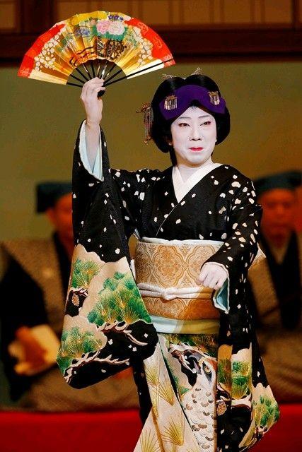 市川 猿之助 女形   猿之助, 文化, 歌舞伎