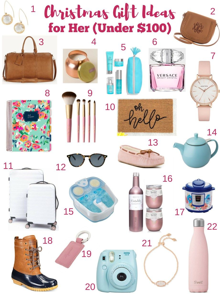 Christmas Gift Ideas for Her (Under 100 Mama's Favorite