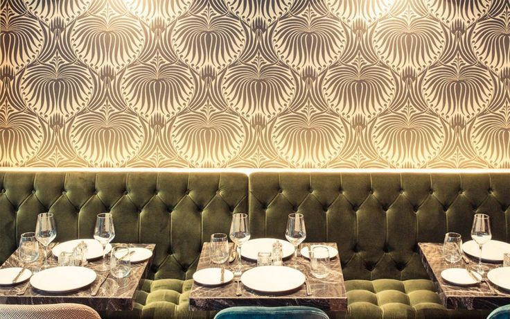COCOTTE Hong Kong French Restaurant Interior Design
