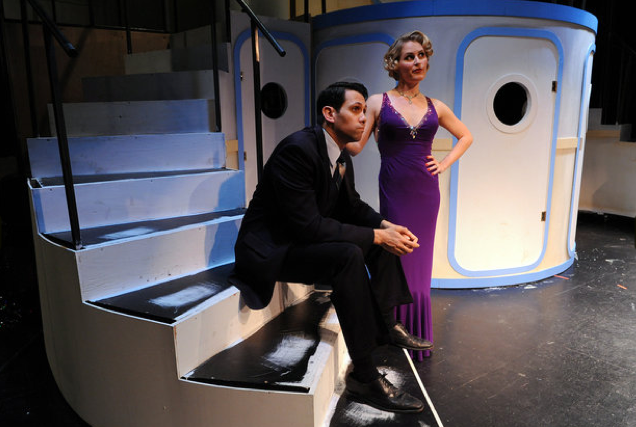 anything goes play review Anything goes: kyle christopher west review for bbw  the hit revival of the  1934 hit cole porter musical currently playing at the hit-prone lyric stage in  irving,.