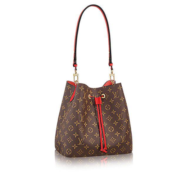 Neonoe Monogram In Women S Handbags Collections By Louis Vuitton Louis Vuitton Neonoe Louis Vuitton Vuitton