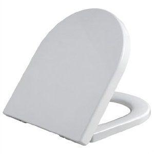 Marvelous Infinity D Shape Soft Close Toilet Seat With Top Fix Hinges Inzonedesignstudio Interior Chair Design Inzonedesignstudiocom