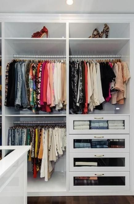 small walk in closet organization ideas clothes dressers on extraordinary small walk in closet ideas makeovers id=39965