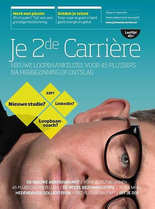 Standaard boekhandel: Je tweede carriere 19,95€