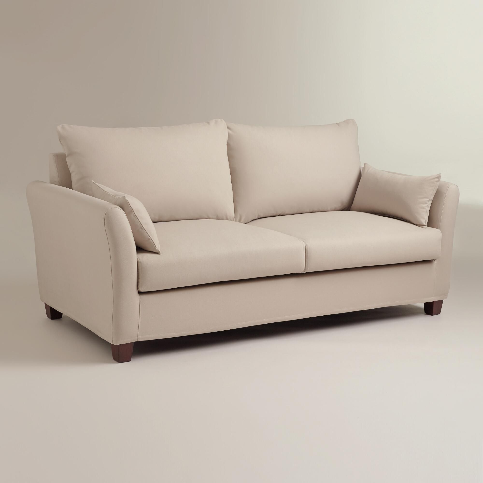 ivory practical luxe finish market charcoal from sofa furniture fabulous world slipcover revealing