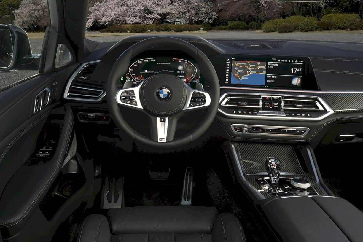 The New Bmw X6 A Leader With Broad Shoulders With Images Bmw X6 New Bmw Bmw X6 Interior