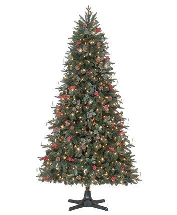 Hallmark Castle Hill Pine Tree Tree Classics Artificial Christmas Tree Christmas Tree Christmas Tree Shop