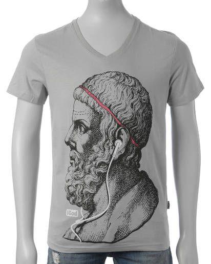 Solid T skjorte (Grey) Smartguy.no $80nok | T skjorte, Trykk
