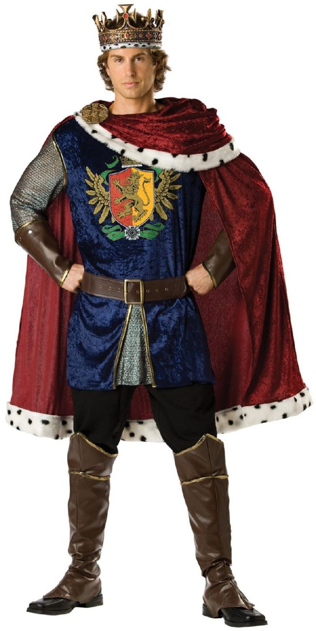 Costume I Imagine Prince Escalus Very Proud Of His Stature