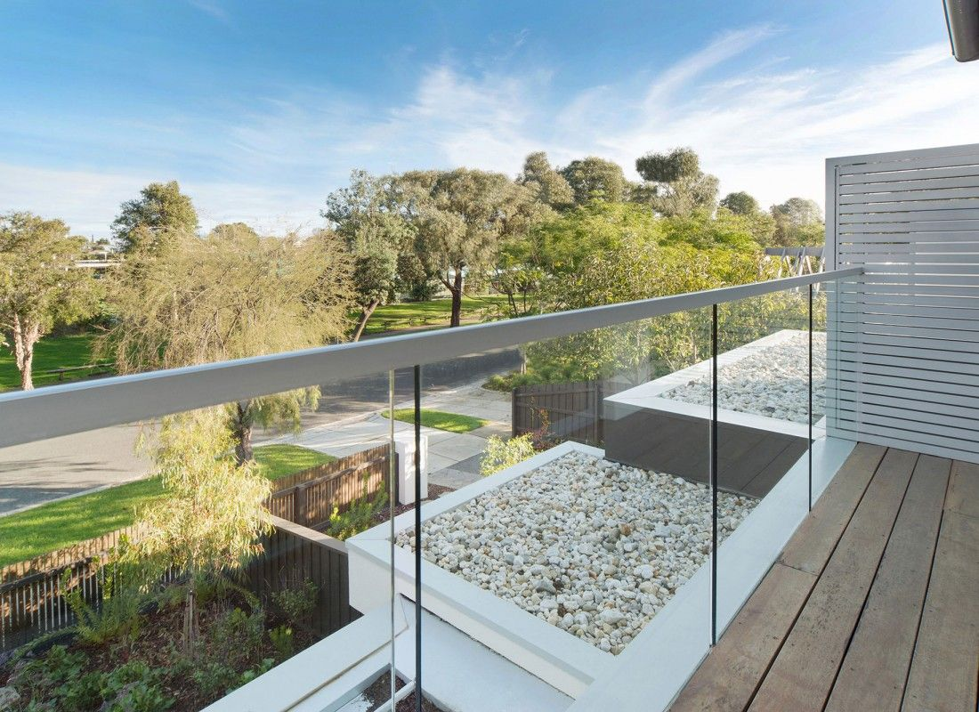 Everton Glass Balustrade