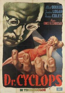 Watch Dr. Cyclops Full-Movie Streaming