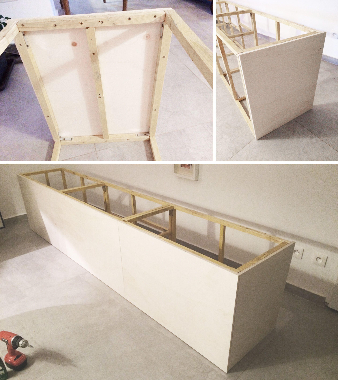 un banc coffre la sauce scandinave pour la 12 bon. Black Bedroom Furniture Sets. Home Design Ideas