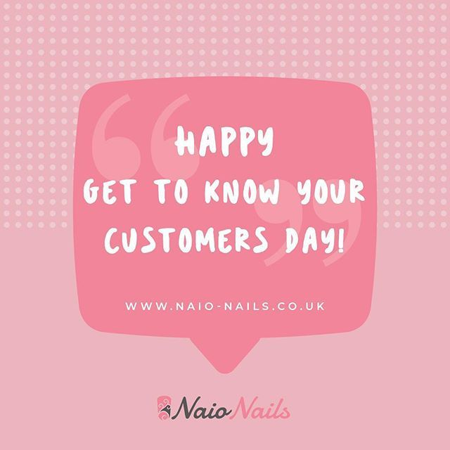 Employees Clients Happy: Happy Get To Know Your Customers Day Tag Your Business And