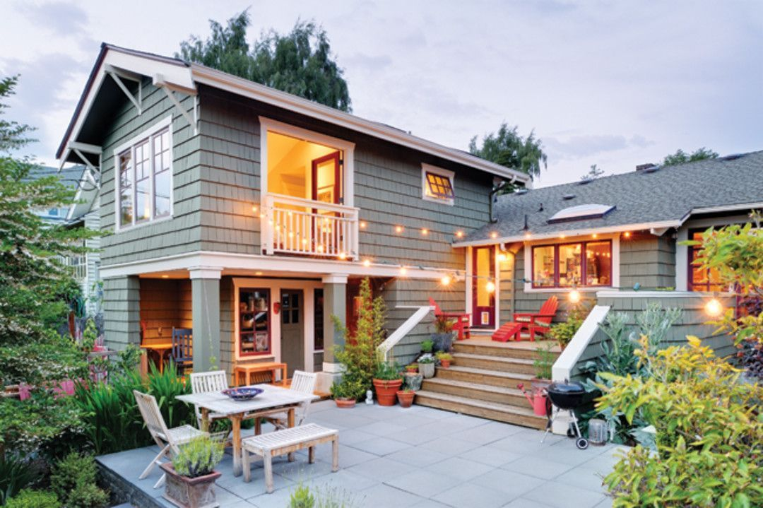A West Seattle Remodel Adds a New Master Suite  Architecture  Design  Seattleadds
