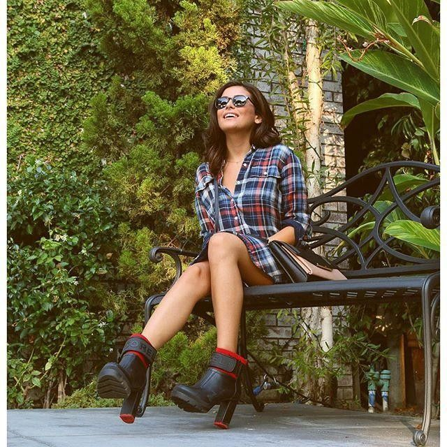 Transitioning style from summer to fall is a snap with the SOREL Medina III sport utility heel.