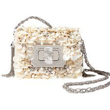 Marchesa Mother-of-pearl Clutch