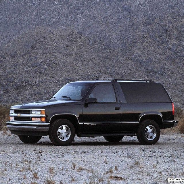 Newgmparts S Photo Can You Name The First Year The Chevy Tahoe