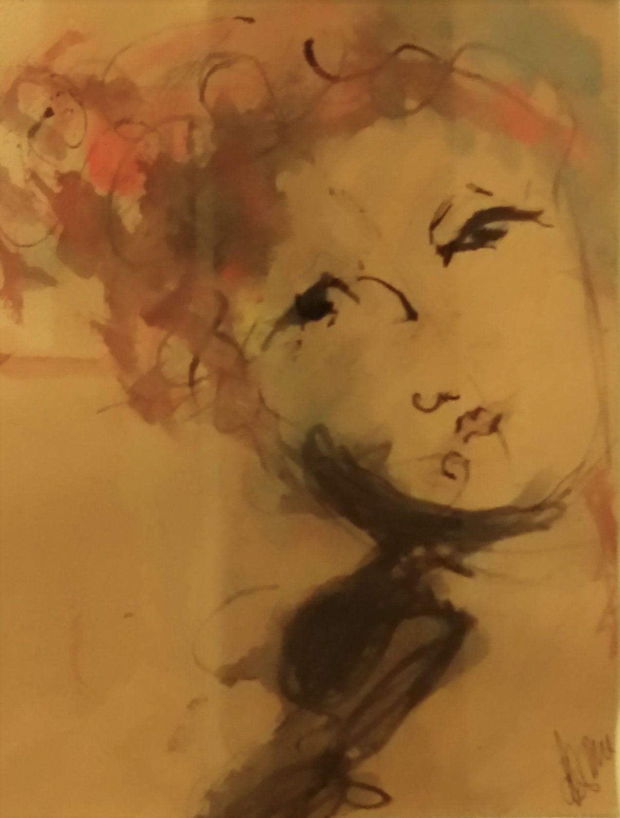 Vivarelli Maurizio,  acquerello su carta, alesis60@yahoo.it