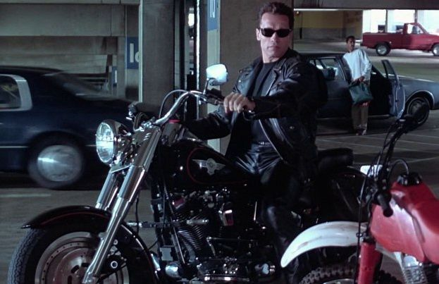 Harley Davidson Movie: Movie And Tv Motorcycles Motorcycles