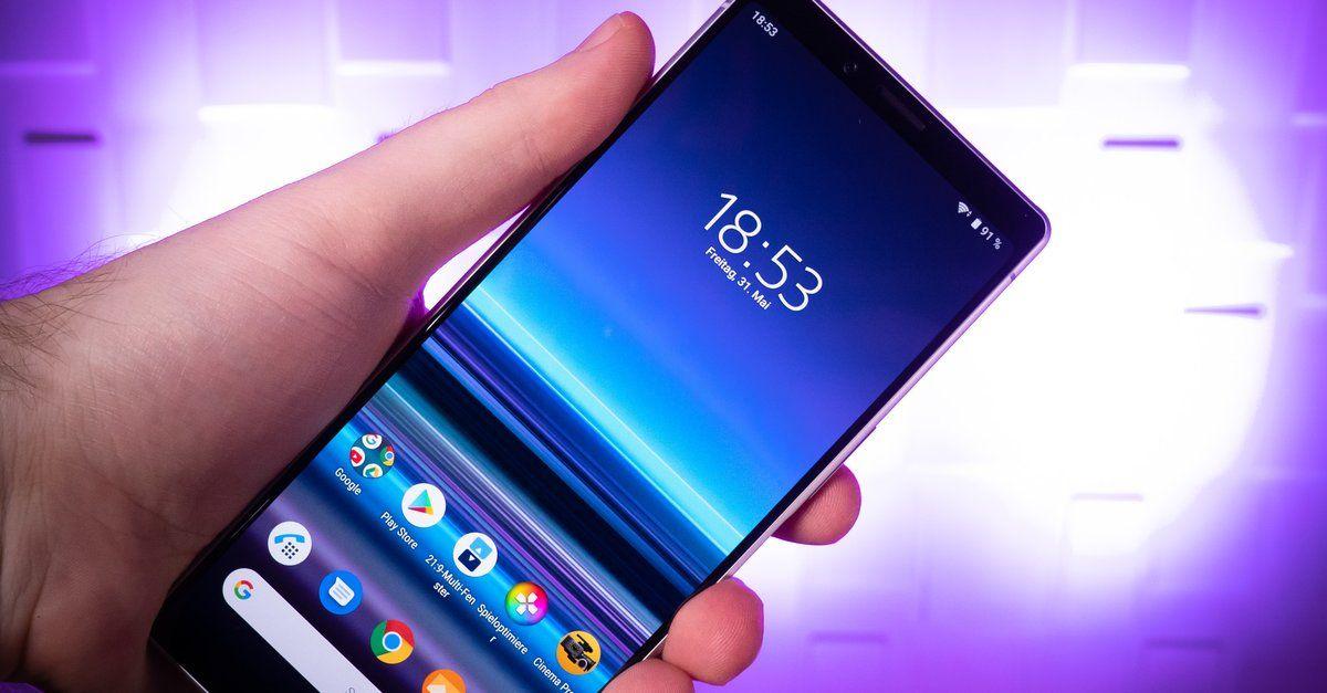 Sony Xperia 1 Praktische Funktion Kehrt Mit Neuem Top Handy Nach Jahren Zuruck Sony Xperia Sony Und Erstes Smartphone