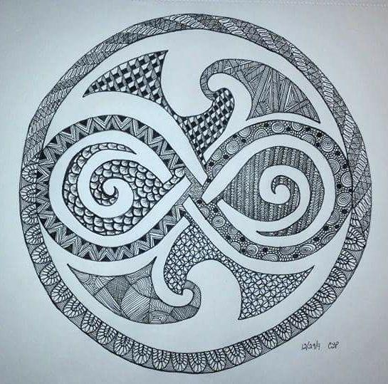 ZIA Seal of Rassilon by CynsZens on Etsy