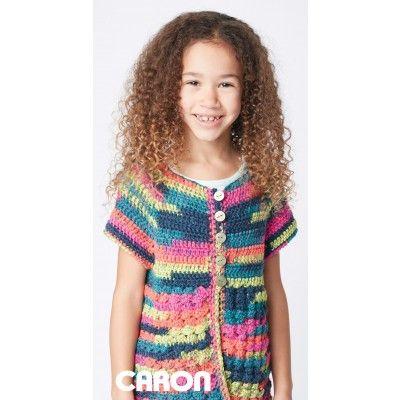 Easy Way Down Crochet Cardigan Free Crochet Pattern Crochet