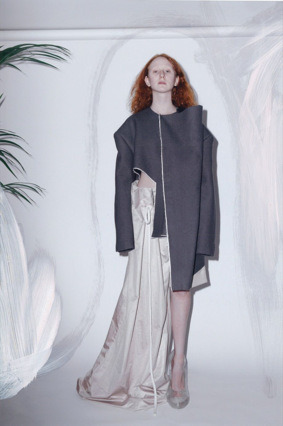 1granary_csm_central_saint_martins_masha_reva_lookbook18 #fashion #structure