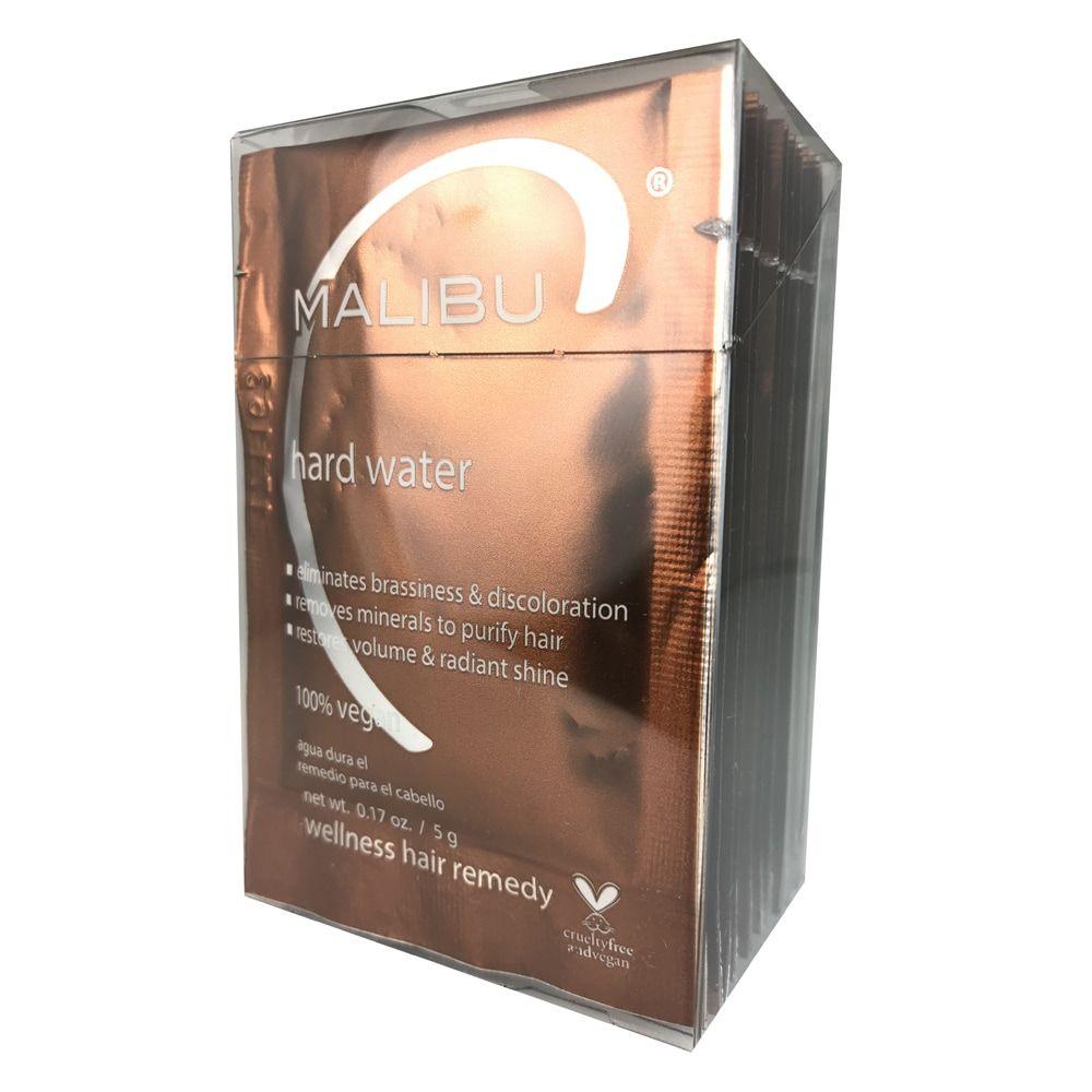 Malibu C Hard Water Wellness 0.17-ounce Hair Remedy (Pack of 12 ...