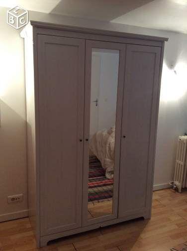 armoire penderie 3 portes ikea modele