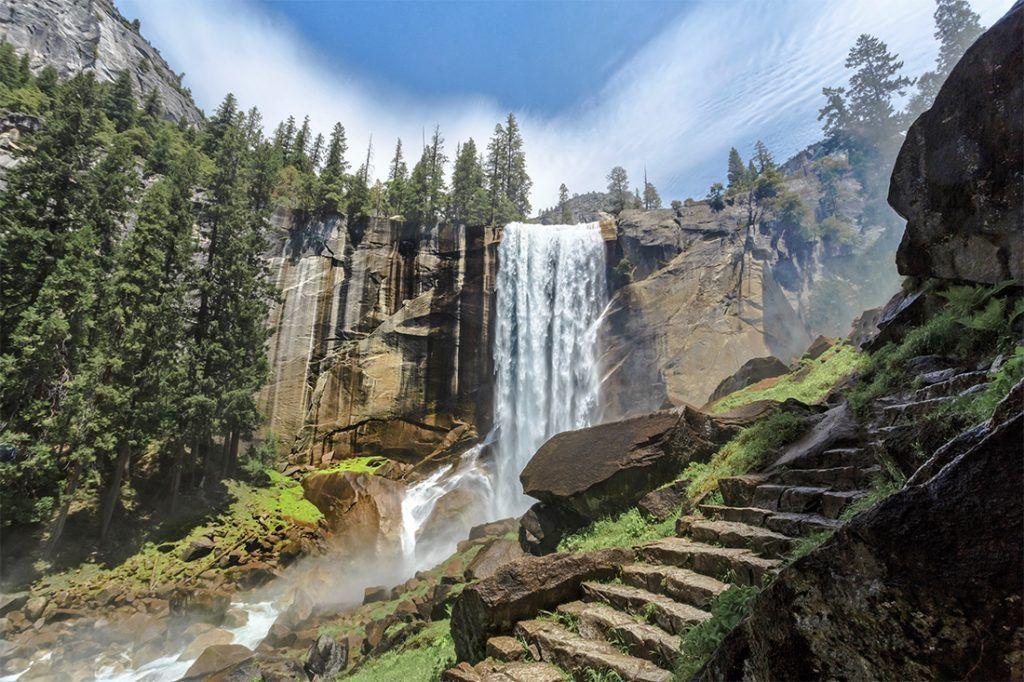 Yosemite Hiking & Backpacking Visitor's Guide Vacation