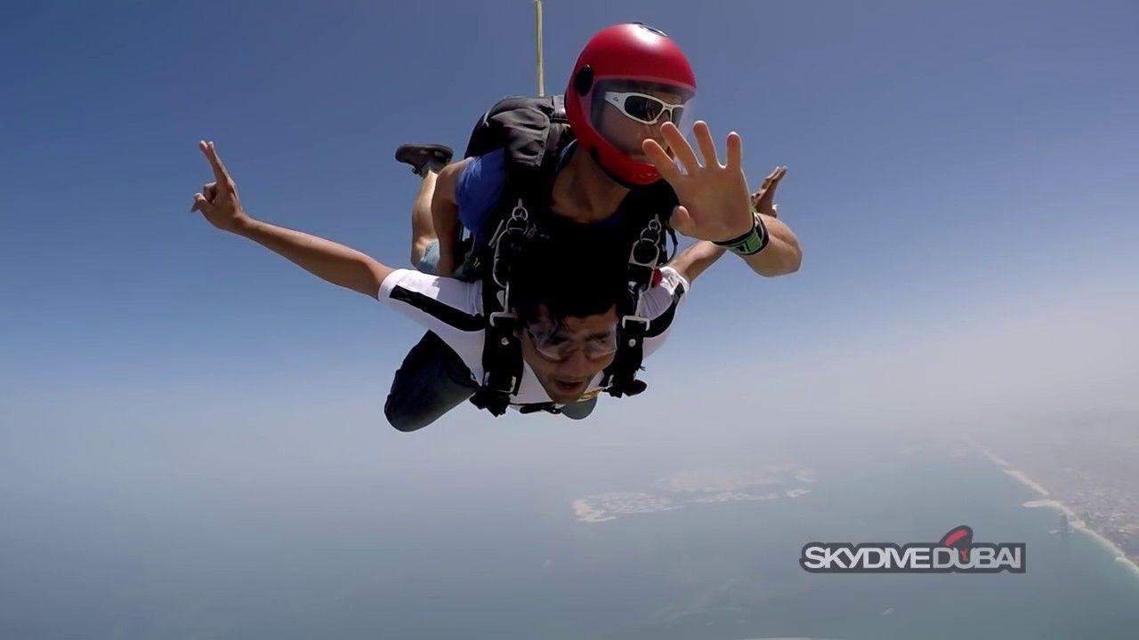 Youtube Tandem Skydive