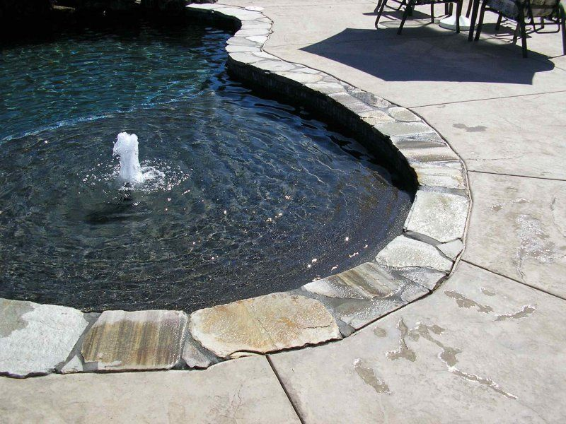 Natural Stone Pool Tile Coping Pool Coping Pinterest Natural Stones Pool Coping And Backyard
