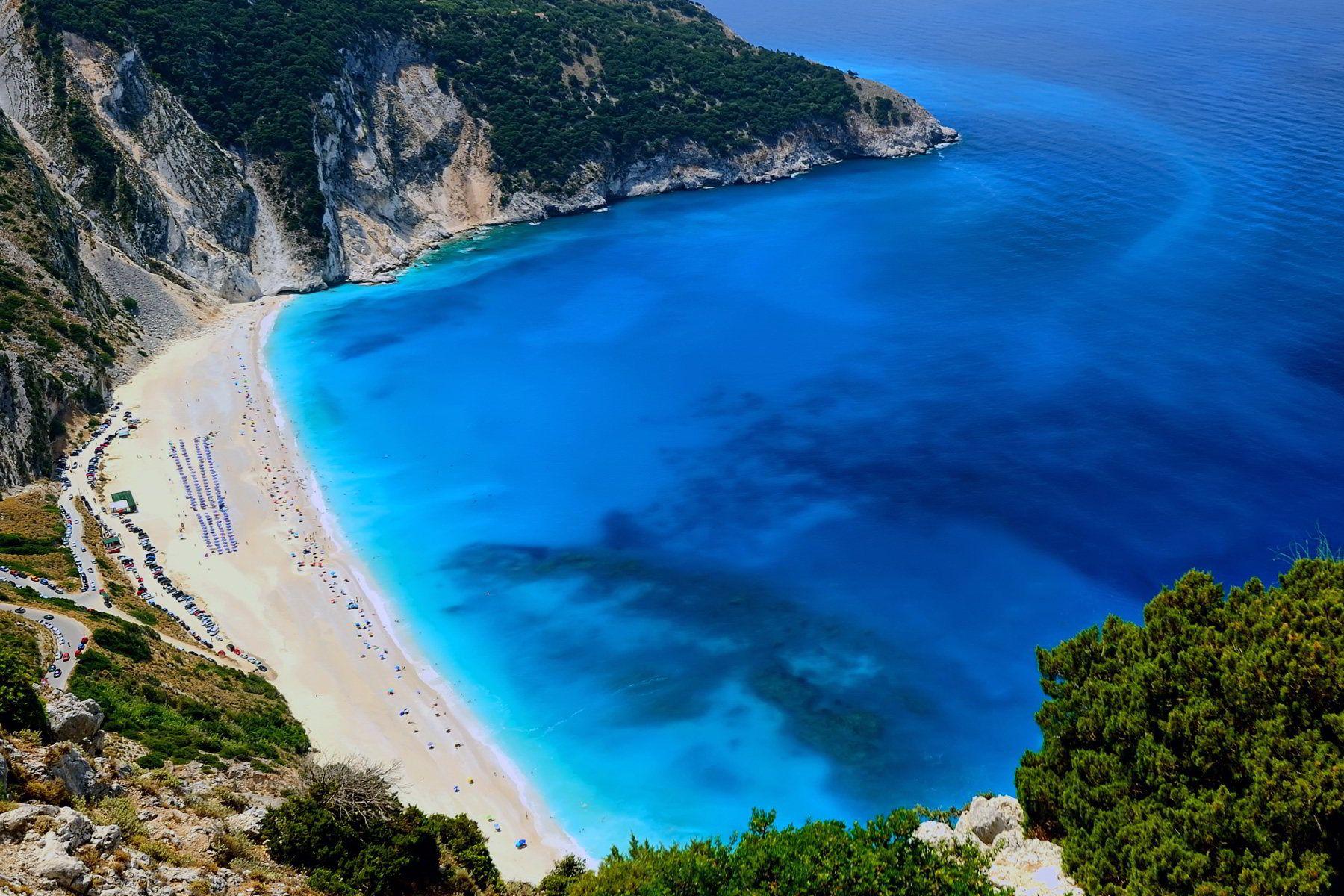Grecia Spiagge, le migliori 10 Spiagge in Grecia che devi