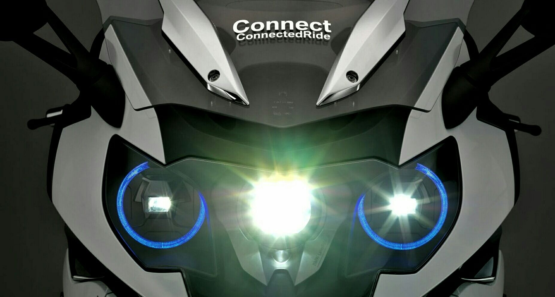 Laser Headlights Under Development By Bmw For K 1600 Bmw By And Ps