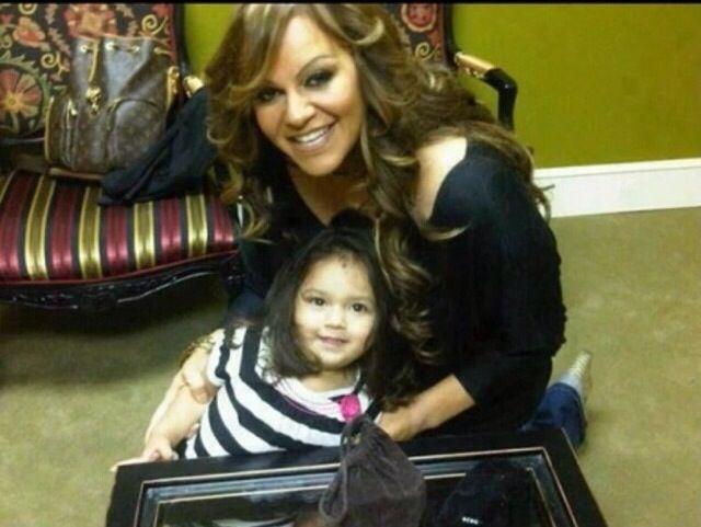 Jenni Rivera and Jaylah