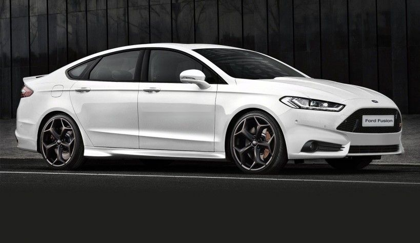 2017 Ford Fusion Is Coming Out Next Year And It Will Be Ready For